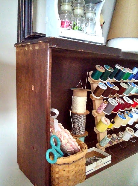 Creating Crafty Storage space