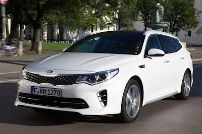 Kia Optima SW 2018 Review, Specs, Price