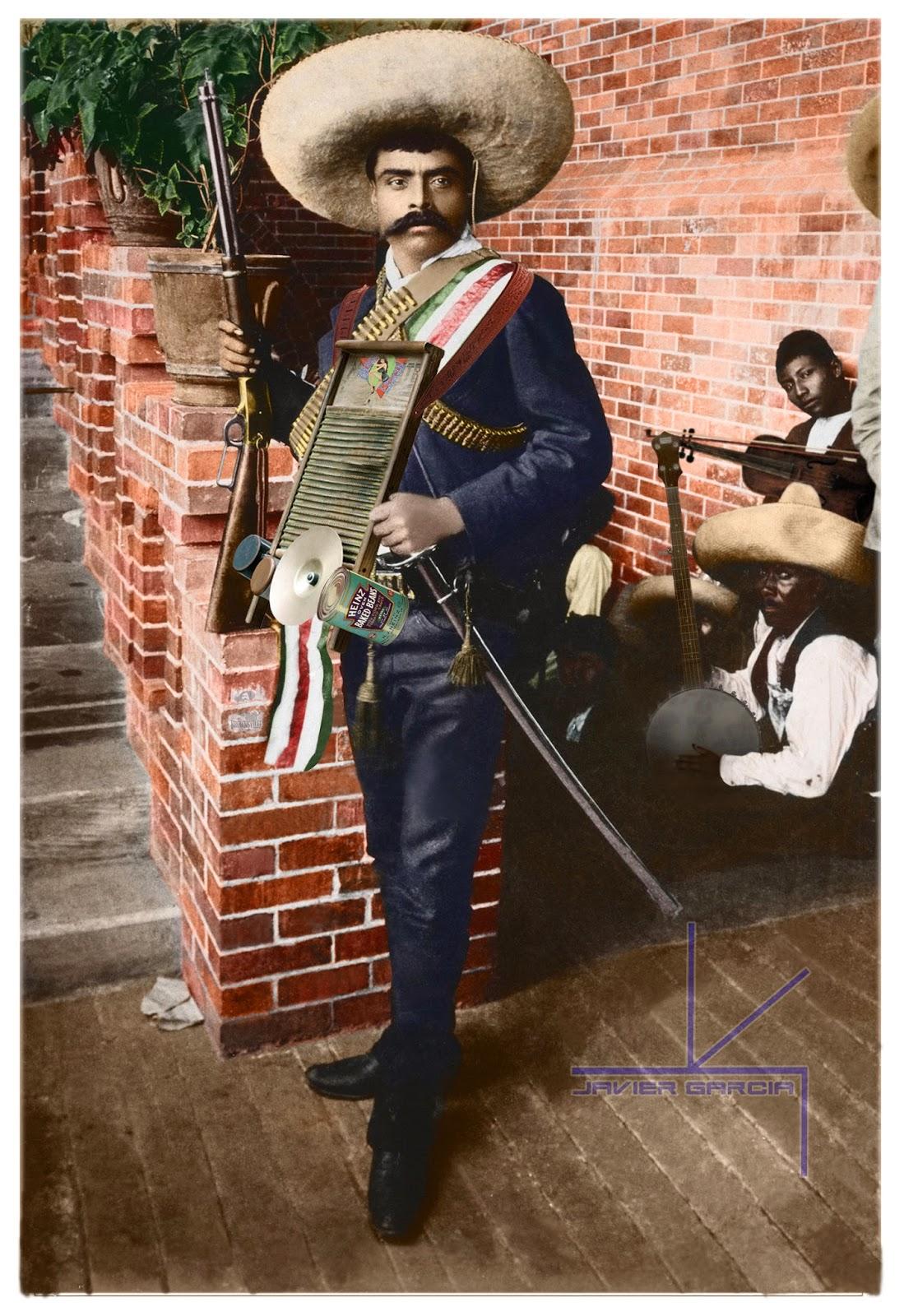Emiliano Zapata born