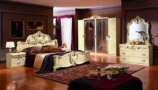 صور ديكورات غرف نوم بتصاميم مميزة وجميلة