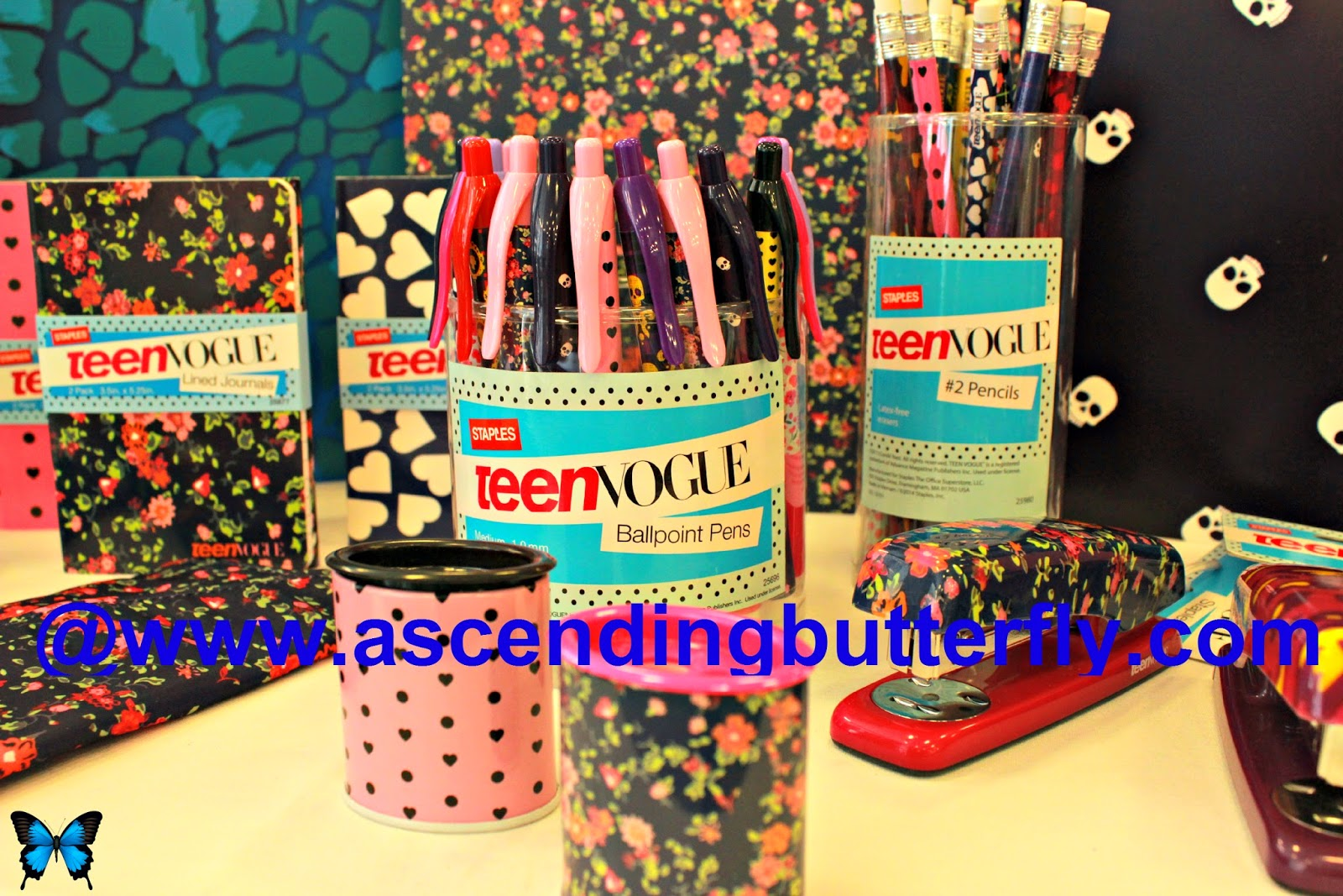 Teen Vogue Collection for Staples