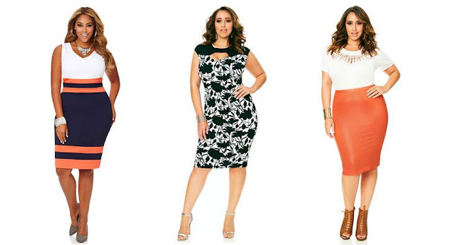 Ashley Stewart Day to Night Fashion