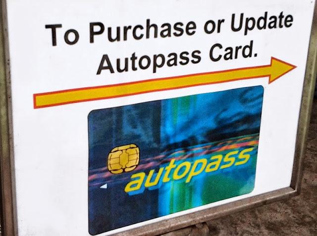 AutoPass Card Singapore