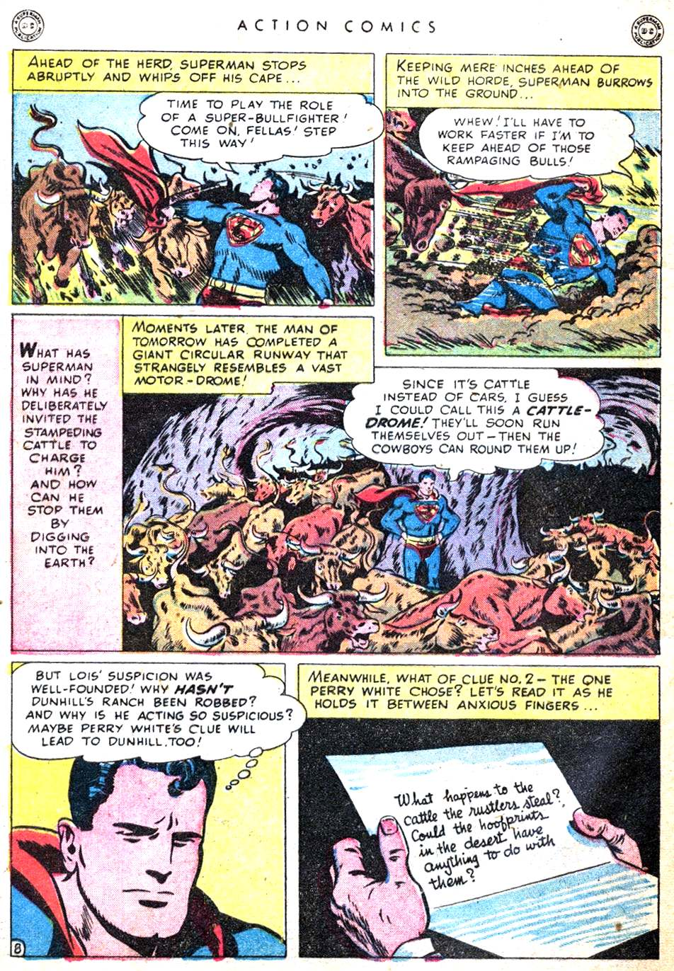 Action Comics (1938) 134 Page 9