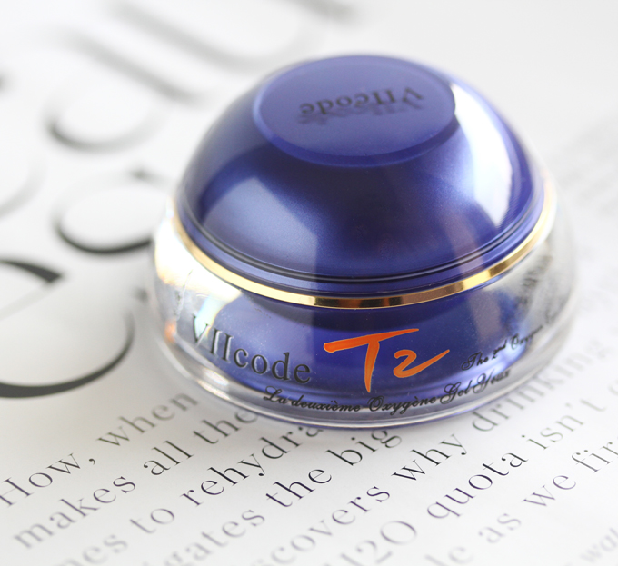 VIIcode T2 Oxygen Eye Cream Review, VIIcode Eye Cream, T2 Oxygen Eye Cream, Eye cream review