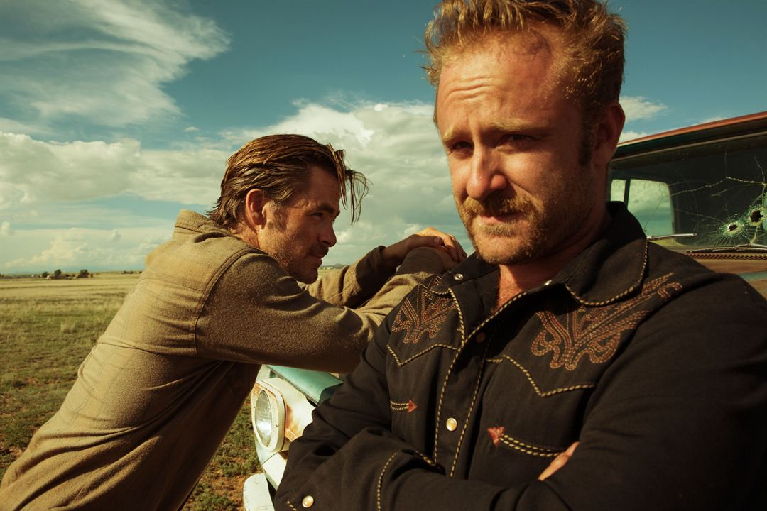 COMANCHERIA (Hell or High Water) CHRIS PINE Y BEN FOSTER