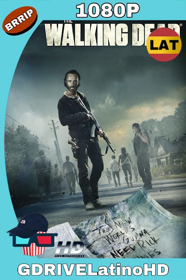The Walking Dead Temporada 5 1080p Latino-Ingles MKV