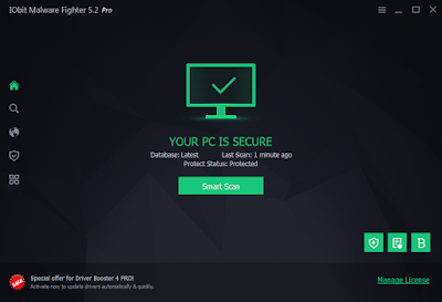 IObit Malware Fighter 5.2 PRO