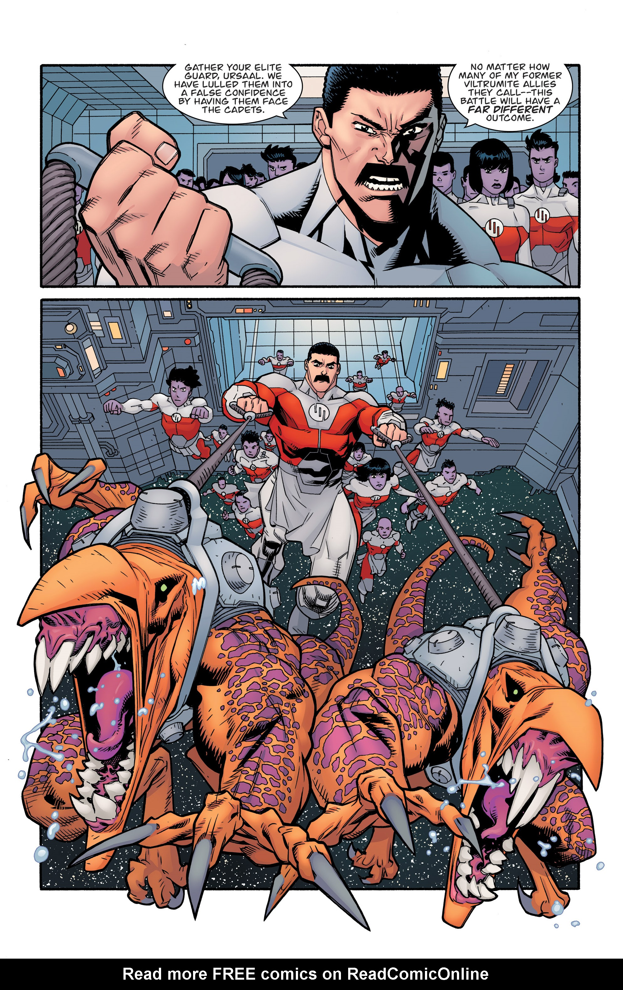 Read online Invincible comic -  Issue #137 - 19