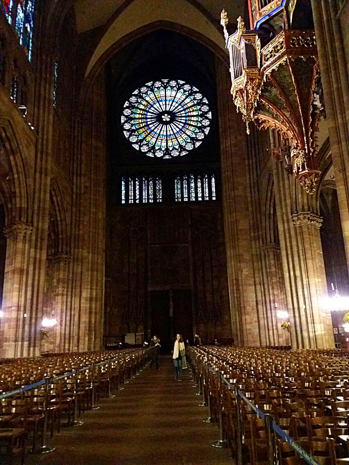 Visiter la cathédrale La cathédrale de Oeuvre Notre Dame