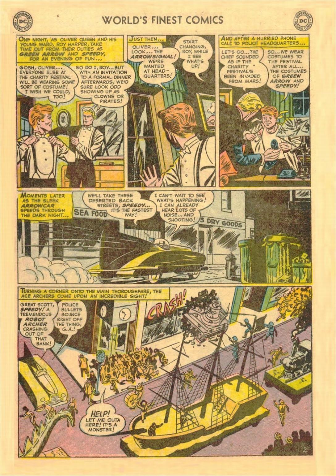 Read online World's Finest Comics comic -  Issue #58 - 18