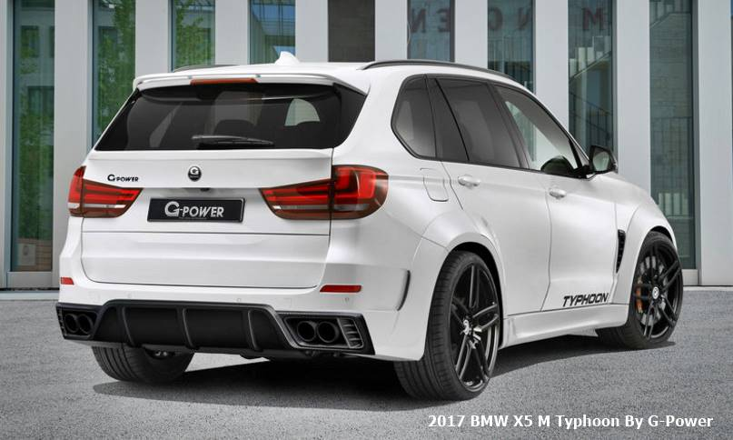 2017 Bmw X5 M Typhoon By G Power Auto Bmw Review