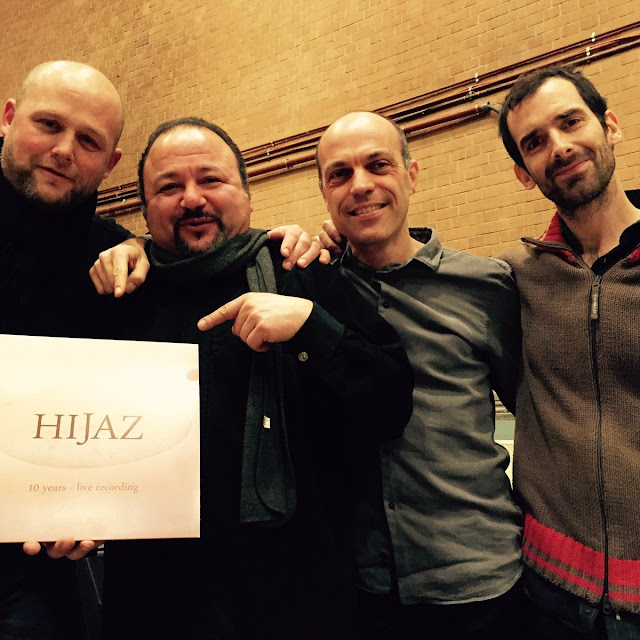 10 years Hijaz