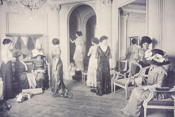 historia haute couture
