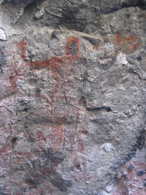 Cueva del Raton, Sierra de San Francisco, Baja California Sur