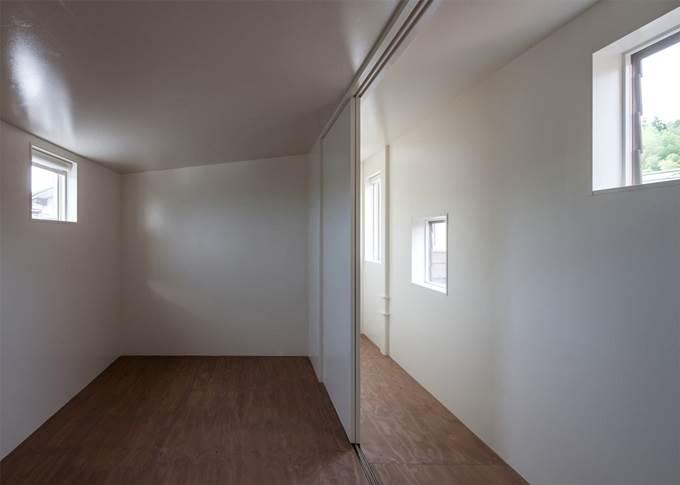 bilik tidur tingkat tiga