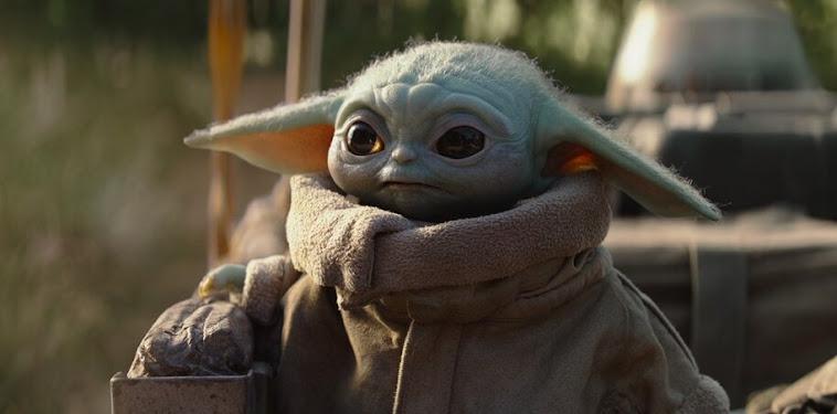 Baby Yoda Hd