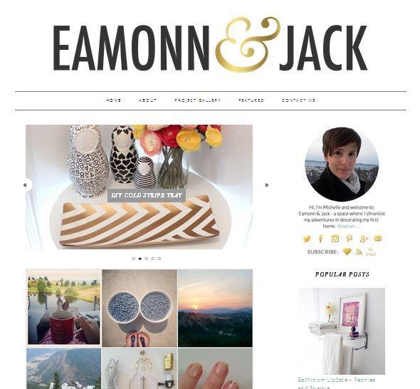 Eamonn & Jack Homepage