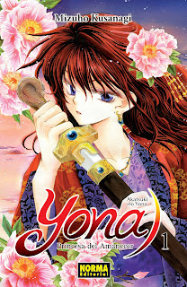 Yona, princesa del amanecer (Norma Editorial)