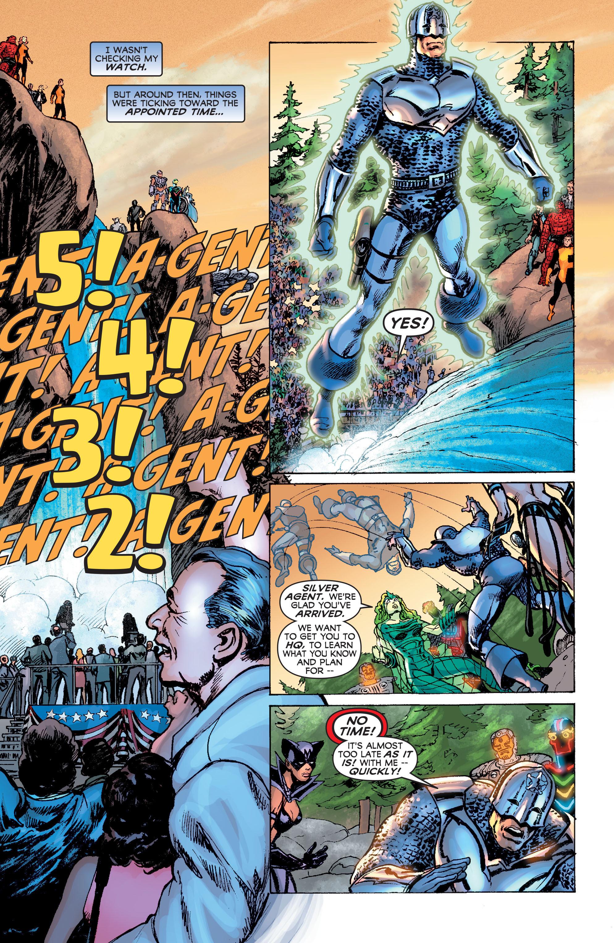Read online Astro City: Dark Age/Book Three comic -  Issue #3 - 21