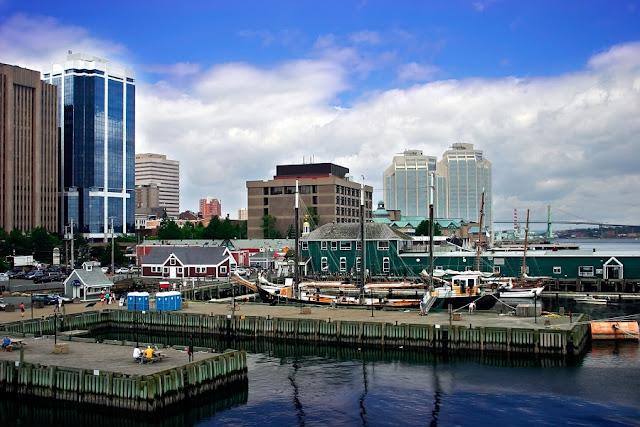 Quanto tempo ficar em cada cidade canadense - Halifax