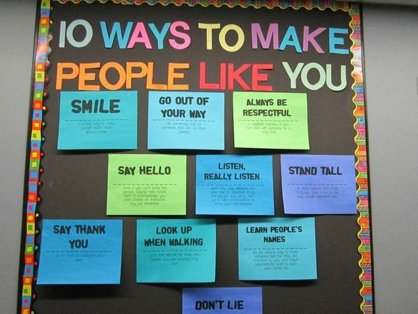 Office bulletin board decorating ideas inspirational for Inspirational quotes for office notice board