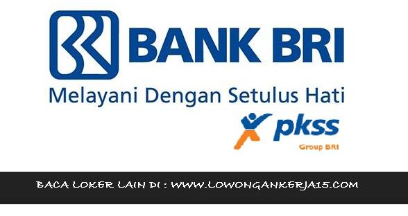 Lowongan Kerja Bank BRI Palangkaraya tahun 2017