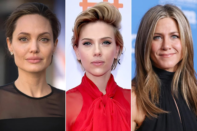 Scarlett Johansson Surpasses Angelina Jolie, Jennifer Aniston as Highest Paid Actress in Hollywood