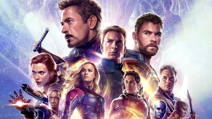 [Review] Avengers : Endgame dan Sedikit Catatan tentang Filmnya