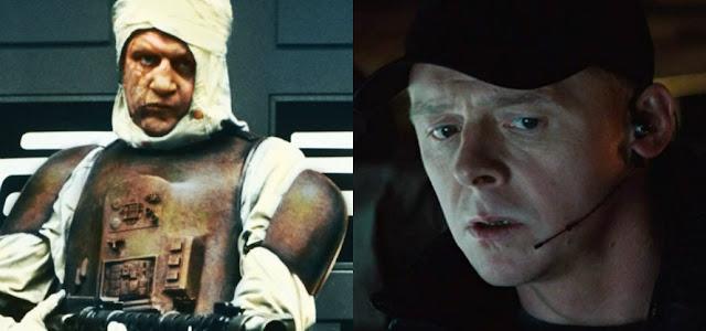 Simon Pegg quer interpretar Dengar em O Mandaloriano