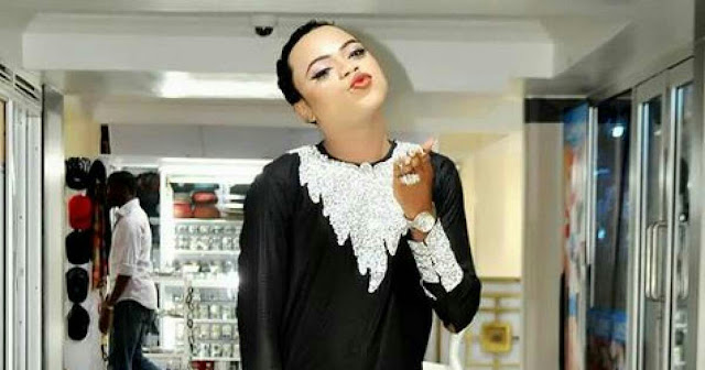I Love Wearing Black Panties Because It's Seductive – Bobrisky Says As He Flaunts His Butt Again (Photo)