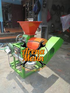 mesin pengupas kulit kopi kering