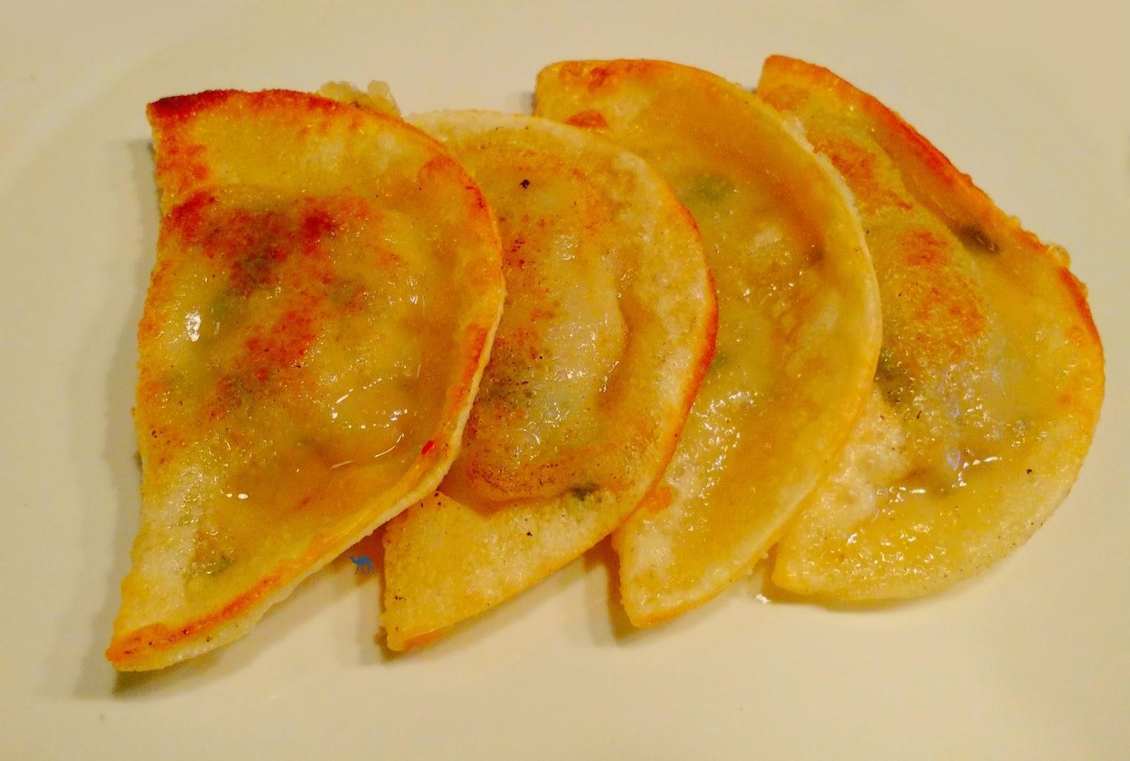 Le Chameau Bleu - Blog Gastronomie Restaurant Corée Paris - Mandus Coréens chez Mee Gastronomie Coréenne
