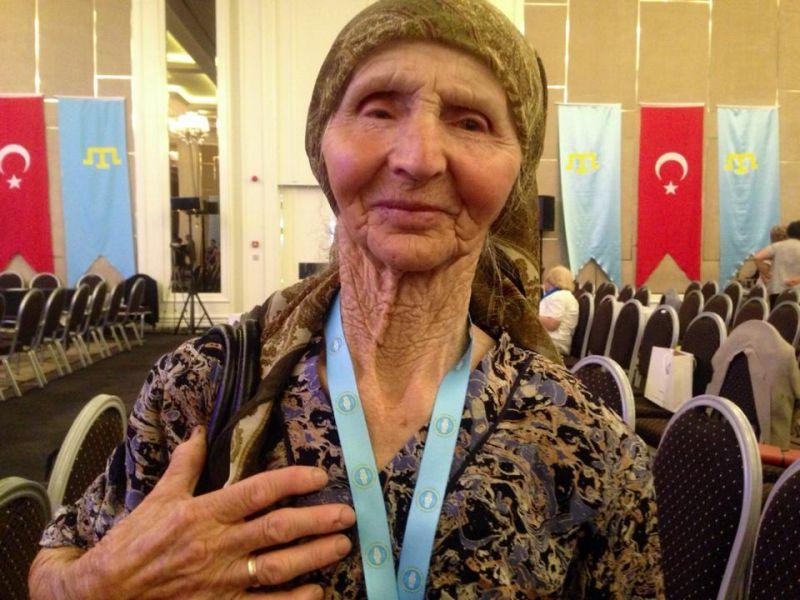 Заборонені в РФ: Веджіє Кашка загинула під час чергової облави