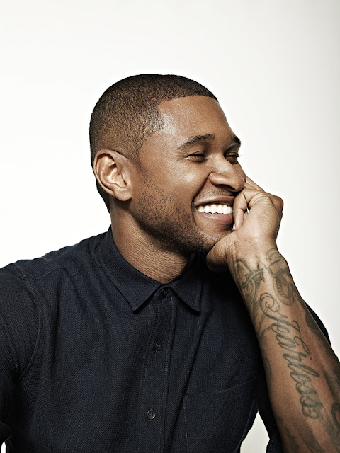 Usher Receives a Star Award on Hollywood Walk of Fame! Kelly Rowland,others attend