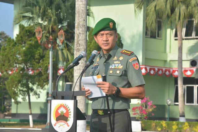 Pangdam Diponegoro: Waspada dan Lawan Bangkitnya Kembali Komunis di Indonesia