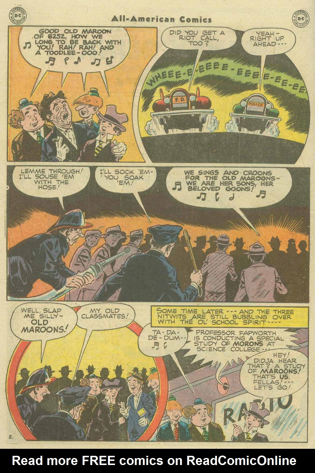 Read online All-American Comics (1939) comic -  Issue #80 - 24