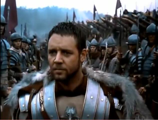 Best Actor: Best Actor 2000: Russell Crowe In Gladiator