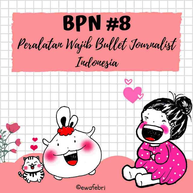 Bullet Journalist Indonesia Blog Challenge