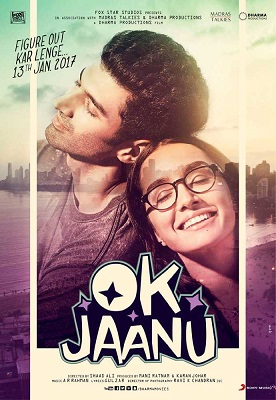 OK Jaanu Full Movie Download (2017) DvDscr 720p 700mb