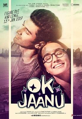 OK Jaanu Full Movie Download (2017) DvDscr 720p