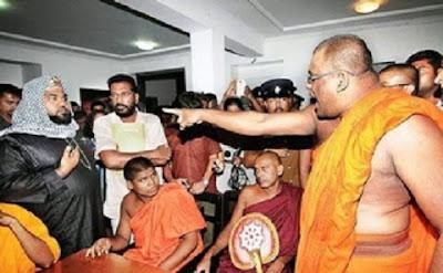 Kerusuhan anti-Muslim Sri Lanka