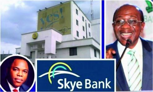 Skye Bank Take Over: Big Men Involved To Face Prosecution