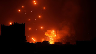 Allahu Akbar! Koalisi Arab Tewaskan 38 Teoris Syiah Hutsi di Sanaa