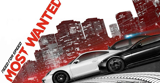 Need for Speed™ Most Wanted v1.3.103 Mod Apk+Data (All GPU)