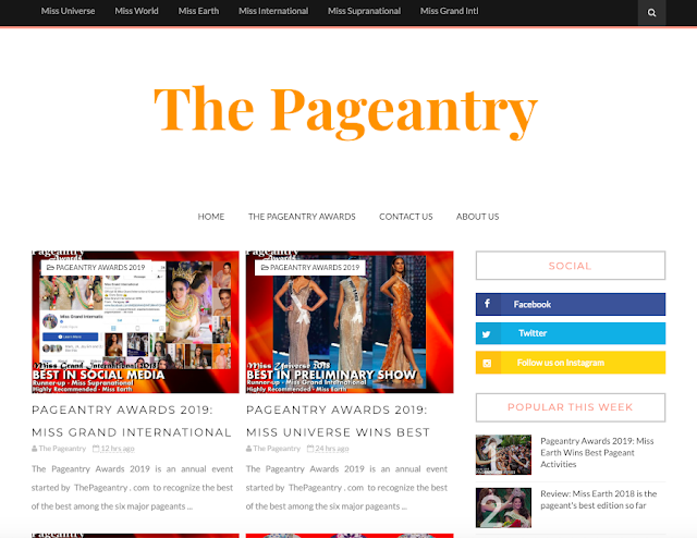 The Pageantry
