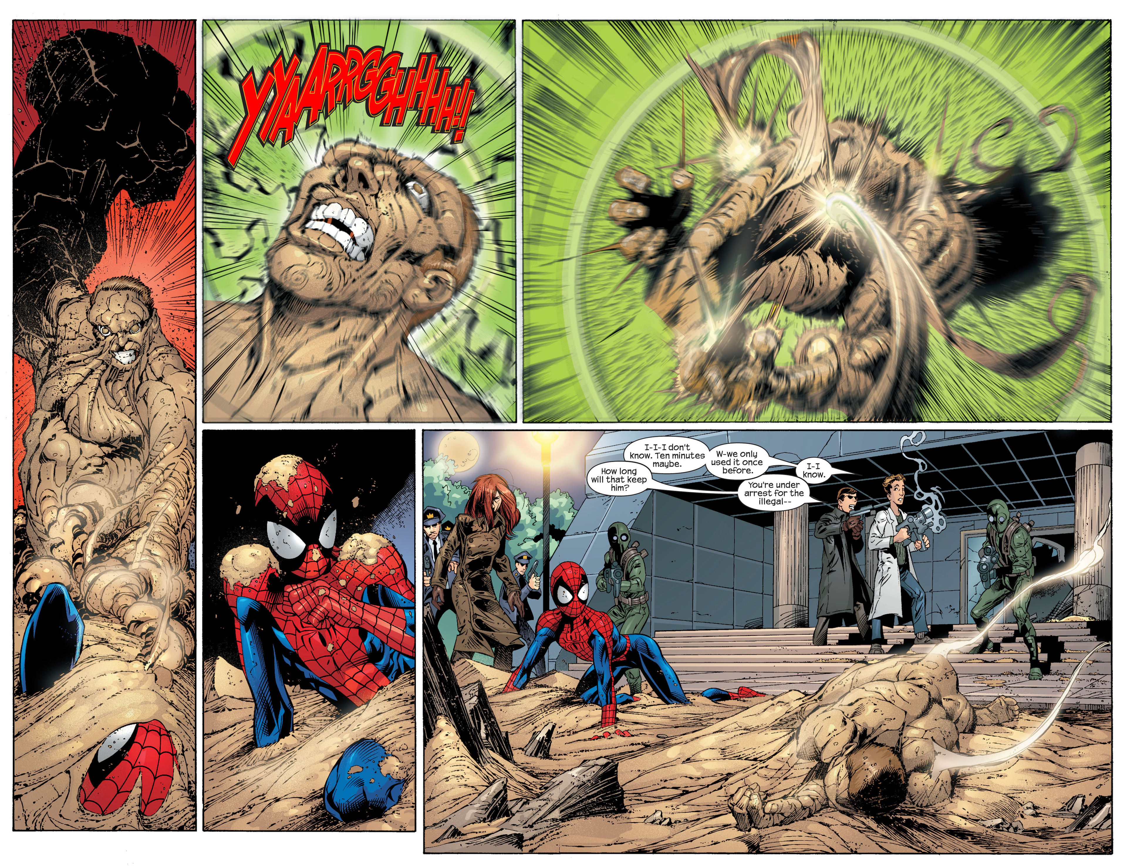 Read online Ultimate Spider-Man (2000) comic -  Issue #46 - 20