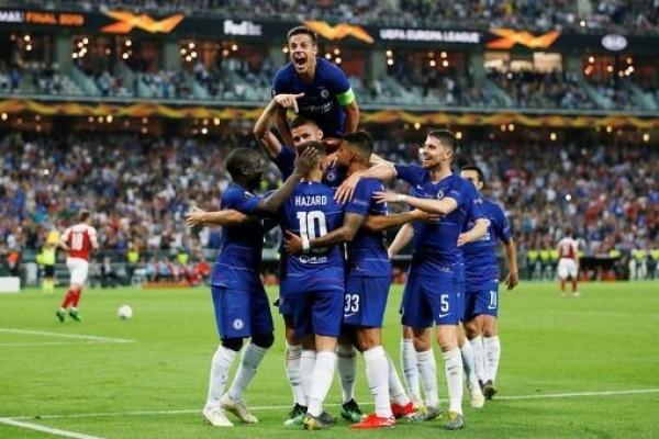 Bantai Arsenal, Chelsea Juarai Liga Europa dengan Gemilang!