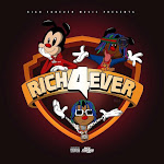 Rich The Kid, Famous Dex & Jay Critch - Rich Forever 4 Cover