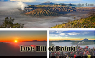 Love Hill of Bromo